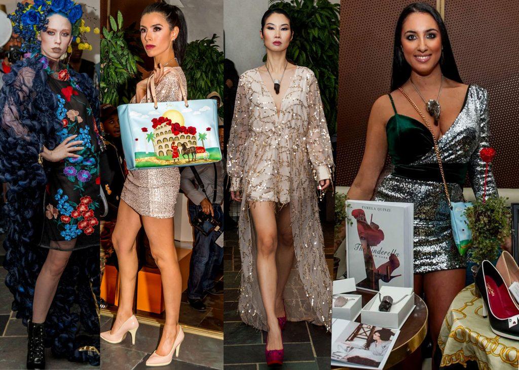 Nyfw 2020 Triumph For The International Fashion Show Of Melapa Fashion Organized By Pamela Quinzi In Ny Pro News Report
