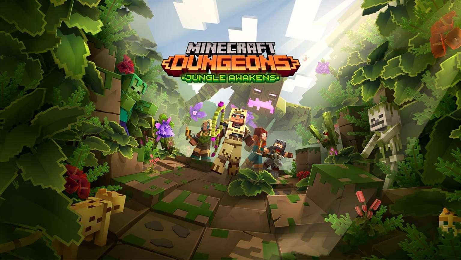 Minecraft Dungeons New Update The ...